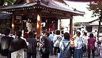 長浜神社(大分市) - 7月上旬の夏季大祭は「雨の長浜様」、名物「おみか餅」と神輿渡御