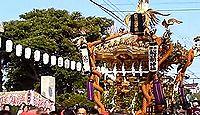 龍口明神社 神奈川県鎌倉市腰越のキャプチャー