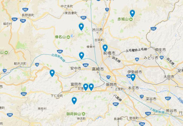 「上野国那波八郎大明神事」所載の神社とは?のキャプチャー