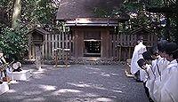 御田神社 愛知県名古屋市熱田区神宮