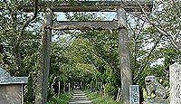 力侍神社 和歌山県和歌山市川辺