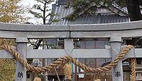 安産日吉神社 石川県白山市平加町