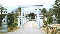 比佐豆知神社 三重県津市鳥居町