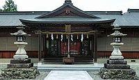 落杣神社 奈良県五條市黒駒町のキャプチャー