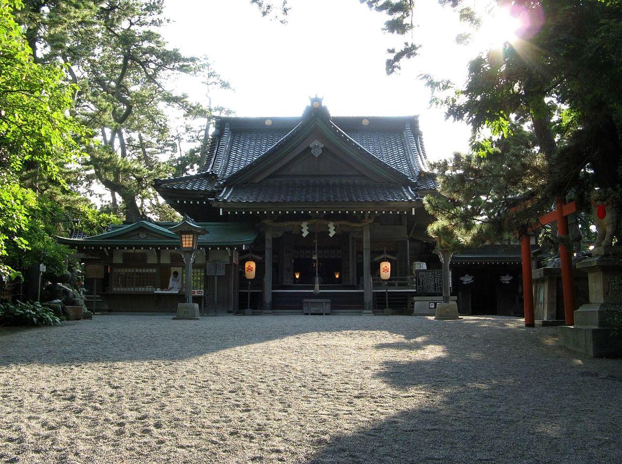 安宅住吉神社 - Wikipedia