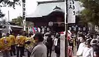 櫛田宮 - 吉野ヶ里遺跡と同時代の創建、福岡市の櫛田神社の元宮、隔年で「みゆき大祭」
