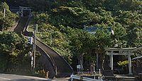 石井神社 新潟県三島郡出雲崎町石井町のキャプチャー