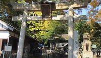 八幡神社 京都府舞鶴市河辺中