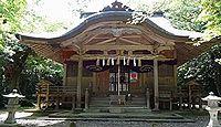 加知彌神社 鳥取県鳥取市鹿野町寺内のキャプチャー