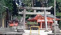 桜実神社 奈良県宇陀市菟田野佐倉のキャプチャー