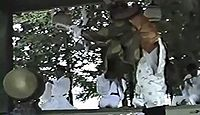 倭文神社 山梨県韮崎市穂坂町宮久保のキャプチャー