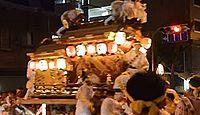 八坂神社(大阪市福島区) - 海老江に鎮座する平安時代創建の古社、だんじりや頭屋行事