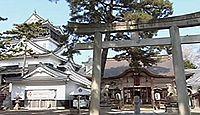 龍城神社 愛知県岡崎市康生町のキャプチャー