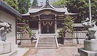 杉山神社 神奈川県横浜市港北区新羽町3918