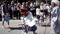 重要無形民俗文化財「熊甲二十日祭の枠旗行事」 - 石川・七尾のサルタヒコにちなむ奇祭のキャプチャー
