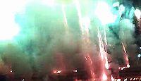 武水別神社 - 400年続く大頭祭、例大祭前日の仕掛け花火「とんとん」が人気の古社