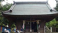 杉山神社 神奈川県三浦郡葉山町上山口のキャプチャー
