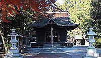坂田神明宮 - 元伊勢の坂田宮(内宮)と、式内社の岡神社(外宮)という両宮の神社