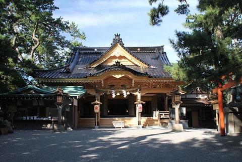 安宅住吉神社(石川県小松市安宅町タ−17)