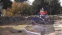 安土城 近江国(滋賀県近江八幡市)のキャプチャー