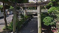 山神後神社 神奈川県横浜市泉区中田南