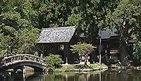 穂見諏訪十五所神社 山梨県北杜市長坂町のキャプチャー