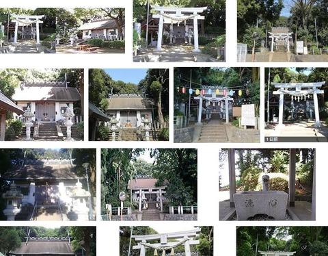杉山神社 横浜市港北区岸根町377