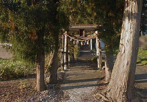 多加意加美神社 広島県庄原市口和町向泉973