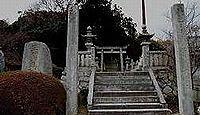 三島神社(今治市町谷) - 飛鳥朝に勧請された一郷一社の三島宮、式内姫坂社の旧地か