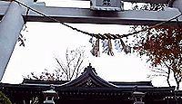 石都々古和気神社 福島県石川郡石川町下泉のキャプチャー