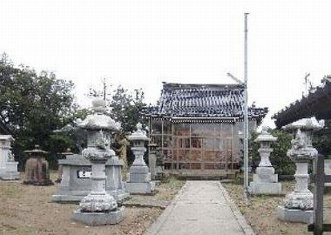 八幡神社 石川県白山市倉部町のキャプチャー