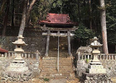 皇大神社 静岡県伊豆の国市韮山山木のキャプチャー