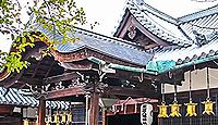 薬園八幡神社 奈良県大和郡山市材木町