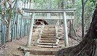 石井神社 京都府京都市西京区大原野石作町