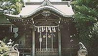 住吉神社 神奈川県川崎市中原区木月のキャプチャー