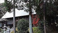 元伊勢「阿佐加藤方片樋宮」伝承地の一つである加良比乃神社(津市藤方字森目)
