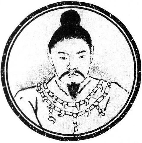 孝霊天皇のキャプチャー