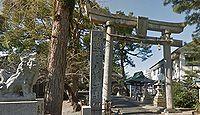八幡神社 福井県敦賀市三島町のキャプチャー
