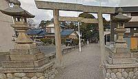 須伎神社 三重県鈴鹿市南長太栄町