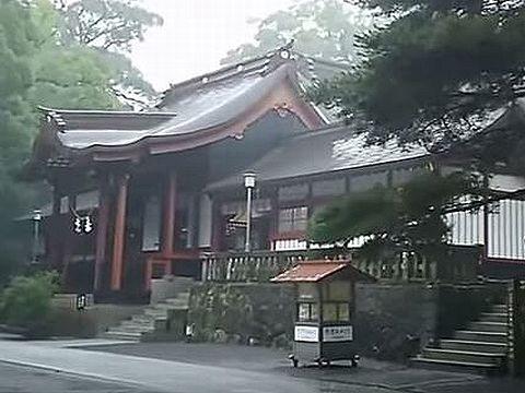 鹿児島県の神社