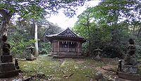 甘露神社 鳥取県岩美郡岩美町陸上のキャプチャー