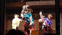 福良天満宮 - 秀吉の難を逃れ山口から臼杵に遷座した天神、7月下旬に3日間の夏季大祭