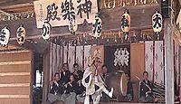 諏訪大神 千葉県香取郡東庄町笹川
