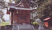 左馬神社 神奈川県横浜市泉区和泉町