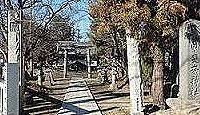 甲斐奈神社(春日居町) - 甲斐国四宮は旧総社の守ノ宮あるいは国守の宮、奈良期の創建
