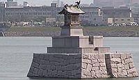 龍神社 大阪府大阪狭山市岩室のキャプチャー