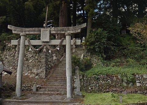 本宮神社 広島県庄原市口和町宮内のキャプチャー