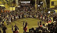 大津神社(飛騨市) - 近世まで諏訪大明神と呼ばれた飛騨国式内八社の一つ、4月に神岡祭