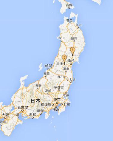 古墳時代前期銅鏡の北限更新20141204 - ぶっちゃけ古事記