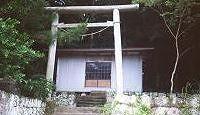 三島神社 静岡県賀茂郡南伊豆町蝶ヶ野